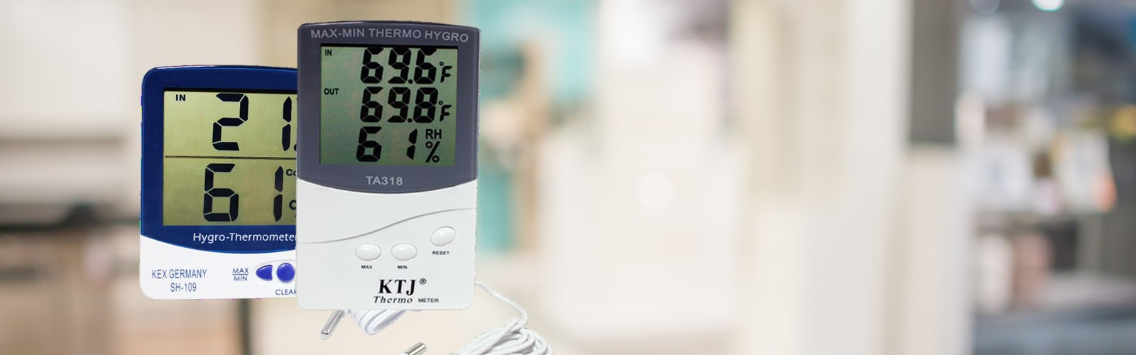 Termometría CG